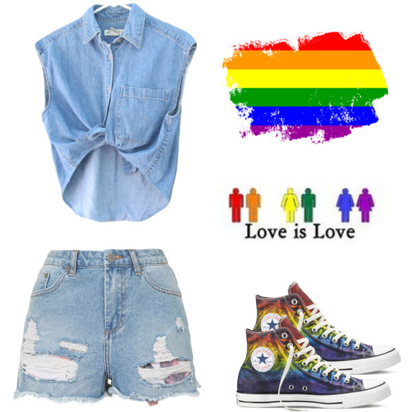 Looking hot at Pride this summer - the best style tips for femme lesbians, Pink Lobster Shop